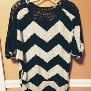 Tunic Length Sweater Size Small/Med EUC